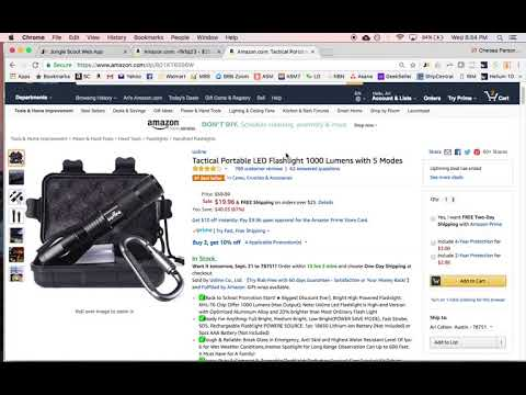 Product Opportunities Search, How To