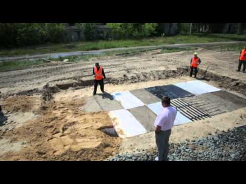 Полимерные материалы в дорожном строительстве