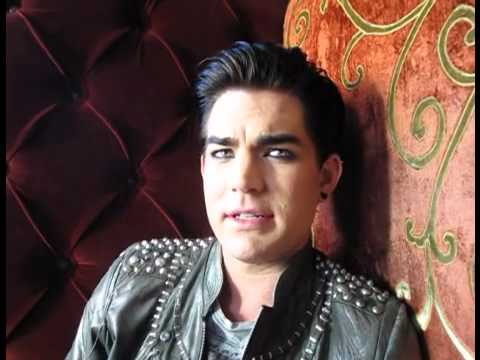Adam Lambert  The Grammy Awards Interview - The 53rd Grammy Awards® on Yahoo! Music.mp4 Mp3