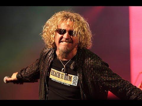 Breaking News: Sammy Says No Van Halen Reunion