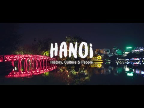 "TVC Hanoi 2018 ""Hanoi: History, Culture & People"""