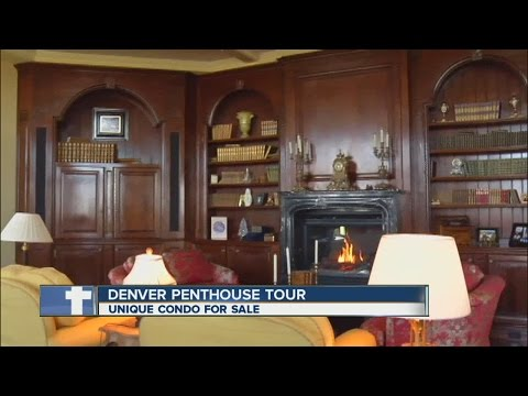 Denver Penthouse is yours for $5.25 million