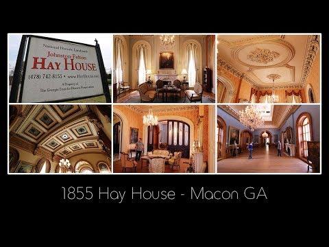1855 Hay House - Macon GA