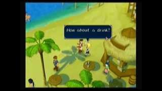 Vamos a jugar Tales of Symphonia Parte 99 - Día de playa