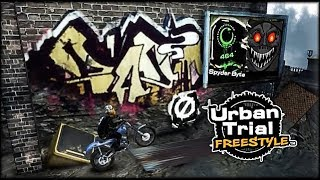 Urban Trial Freestyle - Area 1 Walkthrough