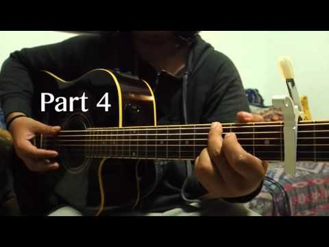 Tutorial Guitar - Ingga (New Single March 2016)
