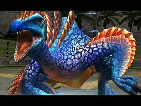 侏儸紀世界 - 慢龍 最強草食性恐龍! | Jurassic World The Game