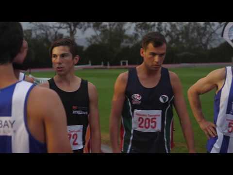 ATLAS Meet 1 - Men's Mile / Athletics Tasmania