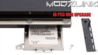 How to Upgrade Your Jailbroken PS3's Hard Drive