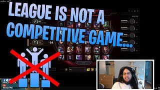 Imaqtpie on League Not Being Competitive | Jatt Becomes a Game Designer - LoL Clips & Highlights