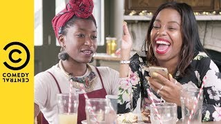 Stalking Each Other's Twitter Accounts | Pie And A Pint: London Hughes & Sophie Duker