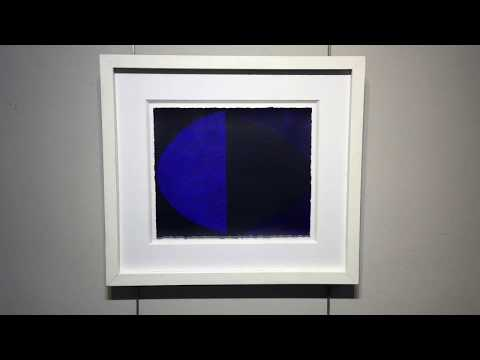 SIR TERRY FROST | BLUE AND BLACK