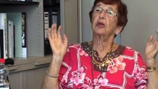 Helga Melmed Hamburg Interview - Part 1