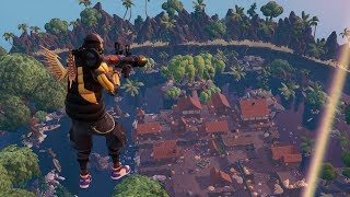 How To Cheat In Playground Featured Islands! (Fortnite Season 9 Glitch)
