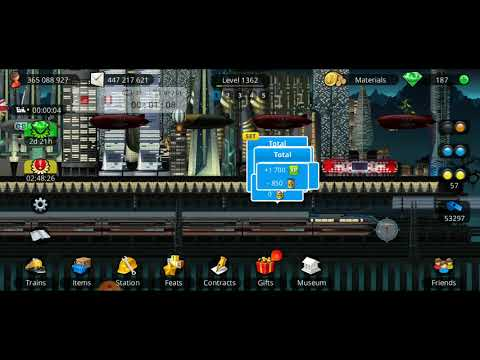 TrainStation Game Play || Dispatch International Trains to Contractors @1535 Hrs May 28th 2021 |