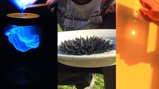 3 AMAZING Experiments that you CAN do at HOME !!
