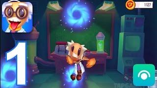 Kick the Buddyman: Mad Lab - Gameplay Walkthrough Part 1 - Free Weapons (iOS)