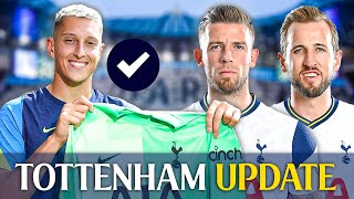 GOLLINI SIGNS! • Spurs ACCEPT Bid For Toby • City WILL NOT Give Up On Kane [TOTTENHAM UPDATE]