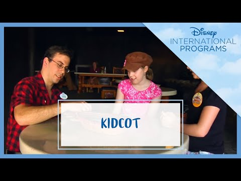 Kidcot - Disney International Programs