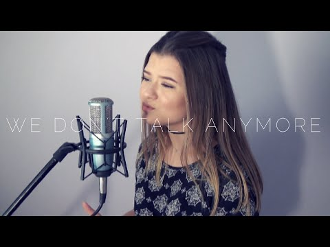 We Don't Talk Anymore - Charlie Puth Ft. Selena Gomez (Cover By Victoria Skie) #SkieSessions