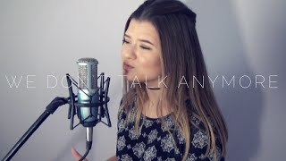 Baixar We Don't Talk Anymore - Charlie Puth ft. Selena Gomez (Cover by Victoria Skie) #SkieSessions