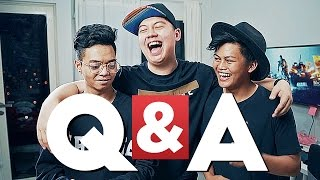 Q&A OF THE YEAR! w/ REZAOKTOVIAN & AGUNG HAPSAH