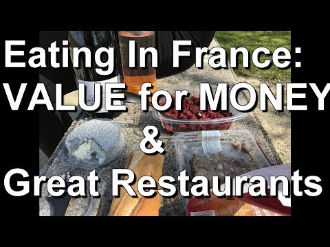 France Food | Charcuterie, Cheese, Croissants, Coffee, Foie Gras, Escargots, Crepes