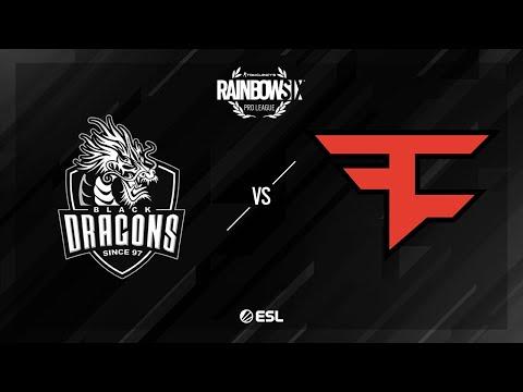 Black Dragons e-Sports vs FaZe Clan vod
