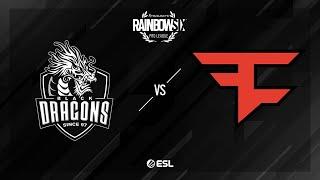 Black Dragons vs. FaZe Clan - Consulate - Rainbow Six Pro League - Season XI - LATAM