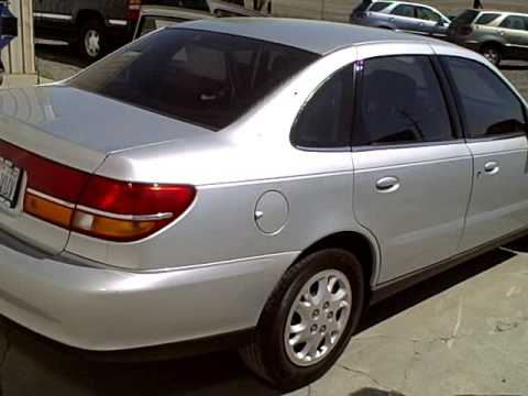 2002 SATURN L200 - YouTube