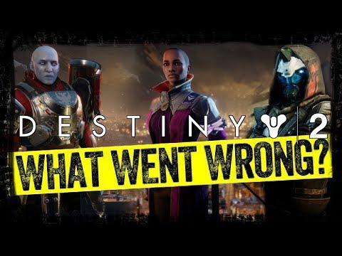 Destiny 2: Why all of the Characters Absolutely SUCK And How To Fix It. Fixing Destiny's writing P2