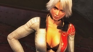 Dead or Alive 5 - Story Mode - Gameplay Walkthrough Part 2 - Tina, Zack, Rig, Bass, Brad, Eliot