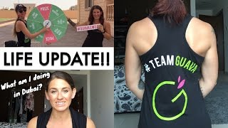 Download Video Dubai LIFE UPDATE! Personal Training, Guava Pass & PUMA! | My 2017 Fitness Journey - Week 12 MP3 3GP MP4