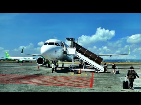 Citilink Indonesia - my cheap flight to Bali (Green Premium review)