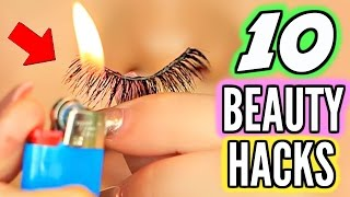 10 Basic Beauty Hacks Everyone Should Know!