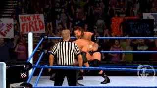 Neuer Champion | Let's Play WWE '12 Road to Wrestlemania [Deutsch] | PART #024
