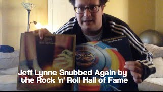 Jeff Lynne Gets Snubbed Again By The Hall of Fame (2014)