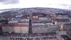 Tältä Tampere näyttää tornihotellista katsottuna
