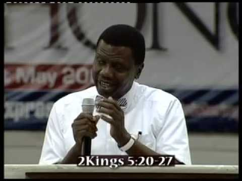 Vessel Unto Honour by Pastor E A Adeboye