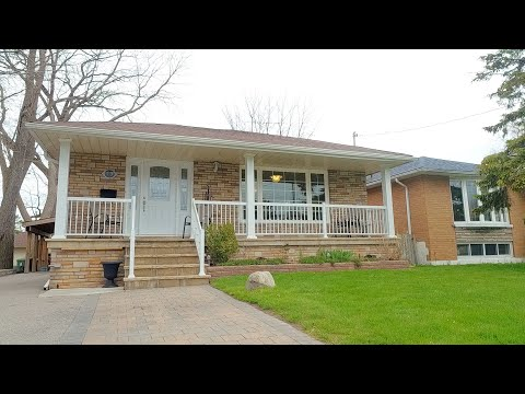 49 MORNINGSIDE AVE, SCARBOROUGH, ON / HD / VIRTUAL TOUR
