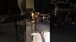 The 2016 DeKalb County Trombone Clinic