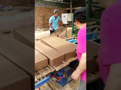 Линия для производства керамического кирпича. Вакуумный экструдер.