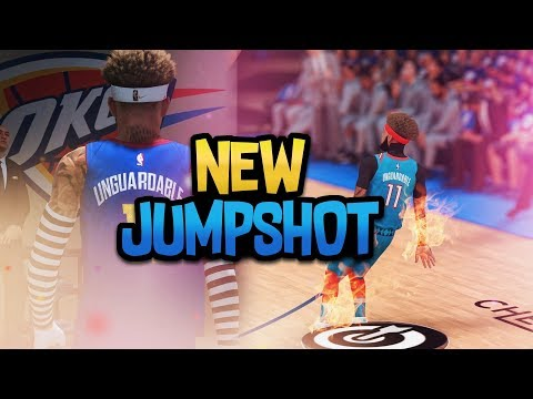 BEST JUMPSHOT ON NBA 2K19! YOU WONT MISS WITH THIS GOATED JUMPER!!!