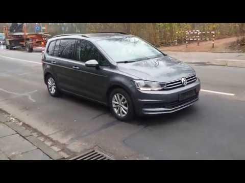 Авто из Германии от VNZ AUTO. Тестируем VW Touran 1.6 TDI Comfortline купленный на аукционе.