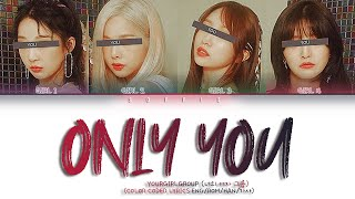 YOUR GIRL GROUP - Only You | Original  Miss A (미쓰에이) | (Colo…
