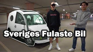 Överraskar min Kompis med Sveriges Fulaste Bil