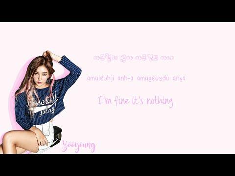 HELLO VENUS (헬로비너스) Glow Lyrics (Color Coded Han|Rom|Eng) | by Soshi Lyrics