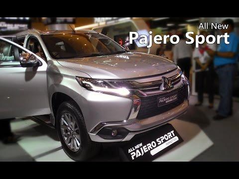 All New Mitsubishi Pajero Sport 2016 [มิตซูบิชิ ปาเจโร่ สปอร์ต] | MZ Crazy Cars