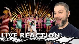BIGBANG - GARA GARA GO! (ガラガラ GO!) Music Video REACTION