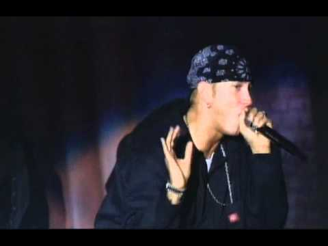 Eminem and Proof -The Real Slim Shady -Live In Fuji (Rock Festival)